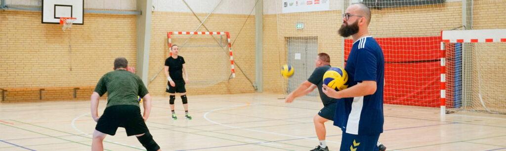 herre volley