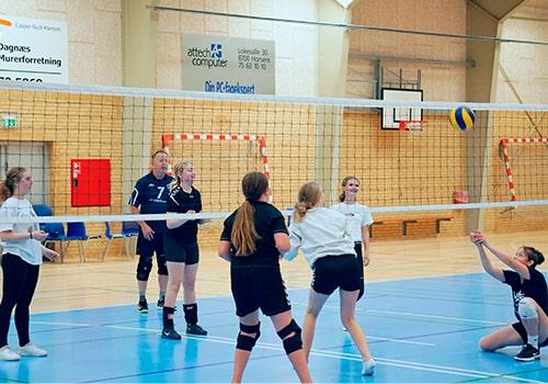 kids ungdoms volley